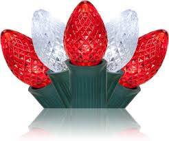 Red And White Christmas Lights Red And White Outdoor Christmas Lights Sacharoff Decoration
