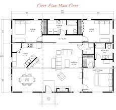 floor plans for barn homes ponderosa country barn main floor plan sims house ideas