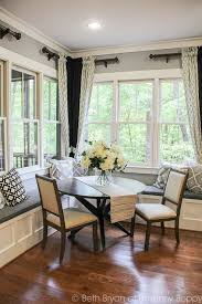 Corner Drapery Hardware Best 25 Sunroom Window Treatments Ideas On Pinterest Sunroom