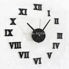 aliexpress com buy black roman numerals creative antique diy