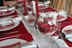 Christmas Table Settings Ideas 40 Christmas Dinner Table Decoration Ideas All About Christmas