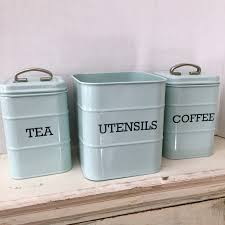 metal kitchen canisters kitchen fabulous kitchen canisters ceramic tea coffee sugar