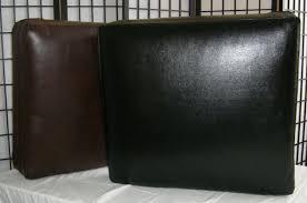 Leather Sofa Seat Leather Sofa Seat Cushion Covers Radiovannes