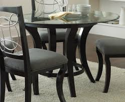 furniture nice fancy round dining table decoist photos of in set