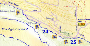 Victoria Bc Map Gabriola U0027s Walking Trails