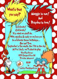 dr seuss birthday invitations dr seuss birthday invitation best party ideas