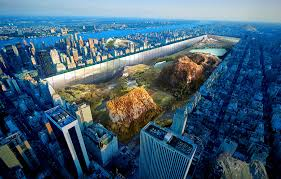How Many Stories Is 1000 Feet by Skyscraper Proposal Digs Out Central Park And Surrounds It With