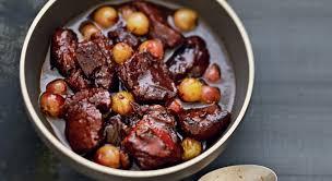 cuisiner de la joue de boeuf joue de boeuf au vin touche d asie prima