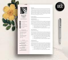 resume modern fonts exles of personification for kids 30 best resume design templates images on pinterest resume cv