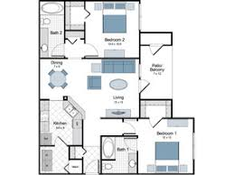 Watermark Floor Plan 210 Watermark Rentals Bradenton Fl Apartments Com