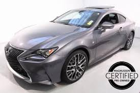 2015 lexus rc 350 used 2015 lexus rc 350 for sale pricing features edmunds