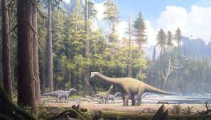 triassic earth u2013 rise dinosaurs earthly universe