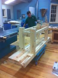 Woodworking Bench Top by Flatten A Workbench Top In 5 Minutes