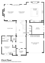 adams homes 3000 floor plan toll brothers at robertson ranch the terraces the sanabria