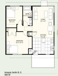 house plans under 800 sq ft pleasurable 2 bedroom house plans under 900 sq ft 800 square foot