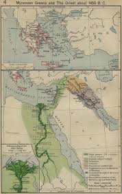 Greece Maps A Group Of Maps Of The Ancient Superpower Of Greece