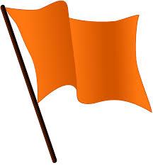 White Flag Gif File Orange Flag Waving Svg Wikimedia Commons