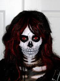 Skeleton Halloween Makeup by Halloween Makeup Skeleton Halloween Makeup Beautiful Makeup