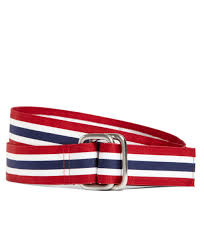 navy and white striped ribbon white and blue striped ribbon belt style ribbon