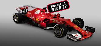 ferrari f1 ferrari s f1 car already found the same loophole as mercedes