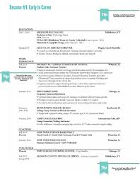 Samples Of Resume For Teachers by Sample Resume Series Part I New Teacher Carney Sandoe U0026 Associates