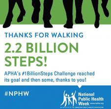 Challenge Steps Apha S 1 Billion Steps Challenge Surpasses Goal Health