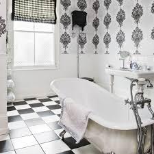 Wallpaper Ideas For Bathroom 30 Bathroom Wallpaper Ideas Shelterness