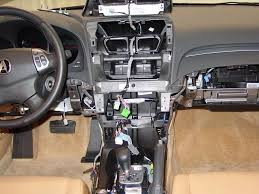 2004 2008 acura tl car audio profile