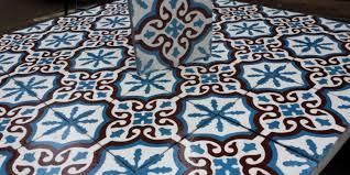 home moroccan encaustic tiles