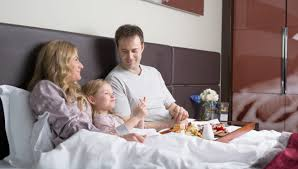 Family Hotel Room Accommodation At Park Plaza Victoria London - London hotels family room