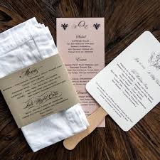 Unique Place Cards Pushing The Envelope
