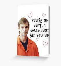 valentines day meme greeting cards redbubble