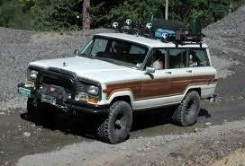 jeep grand wagoneer custom killer32 front tube bumper 1979 1991