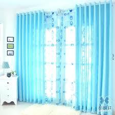 Blue Green Sheer Curtains Yellow Curtains Sheer Sheer Rod Pocket Fan Swag Yellow Sheer