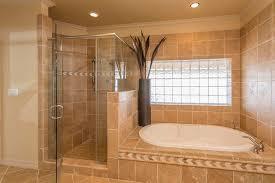 glass block bathroom designs master bathroom design ideas mojmalnews