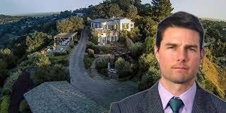 tom cruise mansion tom cruise selling 13 million la mansion business insider