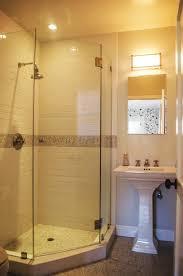 Showers Door Corner Shower Frameless Glass Shower Door Bathrooms