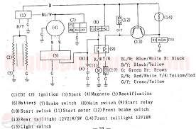 gio 50cc atv wiring diagram gio wiring diagram schematics