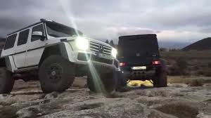 lifted mercedes exclusive mercedes benz g500 4x4 review off road with gtspirit