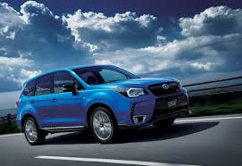 custom subaru forester subaru releases sti enhanced forester ts in japan