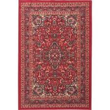 4x6 Kitchen Rug You U0027ll Love The Ottohome Red Area Rug At Wayfair Great Deals On