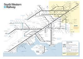 The L Train Map Mtr U003e South Western Railway