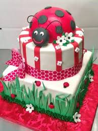 ladybug birthday cakes hands on design cakes