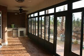 Patio Enclosure Kit by Patio Enclosure Cost Home Outdoor Decoration