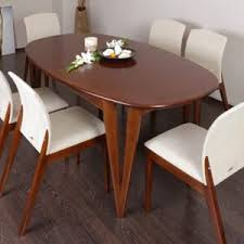 dining room awesome oval dining table for dining furniture ideas