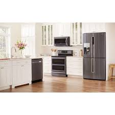Kitchen White Cabinets Black Appliances Best 25 Black Stainless Steel Ideas On Pinterest Stainless