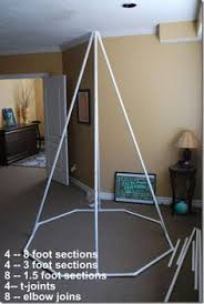 pvc christmas light frames how to make a canopy out of pvc pipe google search uniones y