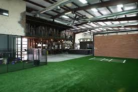 Basement Batting Cage by Mlb Man Cave Eclectic Living Room Phoenix By Red Rock