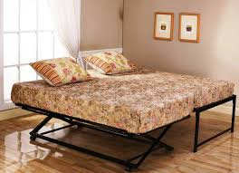 Trundle Bed Frame And Mattress Modern Trundle Bed Metal The Modern Trundle Bed