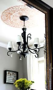 Dining Room Chandelier Top 25 Best Brass Chandelier Makeover Ideas On Pinterest